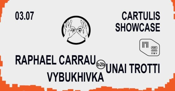 03/07 ДСК «PORT»: Cartulis Showcase