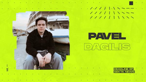 Новинка от одесской сцены: Dagilis — Deadline EP